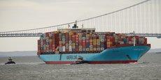 La croissance du commerce mondial devrait se stabiliser à 4% jusqu'en 2020 selon les dernières estimations du FMI.