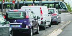 Tramway, gaz, fibre optique... les chantiers se multiplient à Bordeaux.