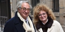 Marc et Nada Breitman.