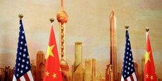 Les deux premières puissances mondiales, la Chine et les États-Unis, ont atteint 100 milliards de dollars d'échanges taxés.