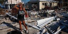 Les assureurs français ont versé à ce jour 1,26 milliard d'euros aux sinistrés d'Irma, l'ouragan qui avait dévasté les îles de Saint-Martin et Saint-Barthélémy le 6 septembre 2017.