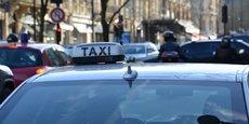 Les créations d'entreprises de taxi/VTC plébiscitées par les artisans d'Auvergne-Rhône-Alpes.