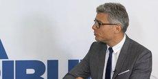 Jean-Marc Pinguet, directeur de l'accès national et des prix de Roche