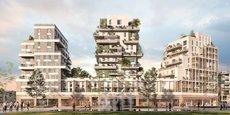Plus de 400 logements seront disponibles dans le programme Hype Park, une fois terminé.