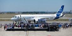 Airbus a rebaptisé A220, les avions du C-Series.