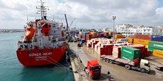Port de Tunis