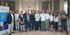 La délégation néo-aquitaine des 18 entreprises et du Club Commerce connecté qui participera, soutenue par la Région, à la prochaine Paris Retail Week