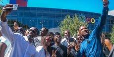 Le vice-président du Nigéria Yemi Osinbajo en opération séduction chez les géants de la Silicon Valley.