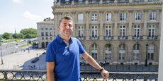 Directeur de l'agence d'Ekino à Bordeaux, Sébastien Collery gère une équipe de 42 salariés.