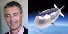 L'initiateur du Stratobus, Jean-Philippe Chessel, estime que cette innovation pourra être un complément aux satellites classiques.