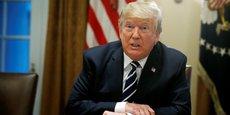En direct de la Maison Blanche, Donald Trump a tenté de désamorcer la crise en assurant qu'il n'avait jamais prétendu que Moscou ne cherchait pas à s'ingérer dans les affaires intérieures des États-Unis.