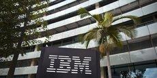 Le groupe informatique IBM a dégagé un bénéfice net de 2,4 milliards de dollars au deuxième trimestre, en hausse de 3% sur un an.