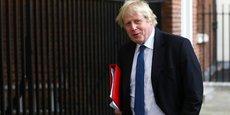 L'ancien ministre des Affaires étrangères Boris Johnson a claqué la porte du gouvernement trois jours après la réunion de Chequers, le 9 juillet.