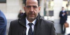 Christian Bittar, ex-trader vedette de la Deutsche Bank à Londres, été condamné à cinq ans et quatre mois d'incarcération. Il avait plaidé coupable en mars et était en détention depuis (photo prise en 2016).