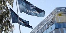Ericsson mise notamment sur l'arrivée de la 5G, la prochaine génération de communication mobile, pour se refaire une santé.