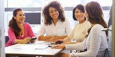 D'après la dernière étude du réseau Financi'Elles, 81% des femmes interrogées se disent ambitieuses