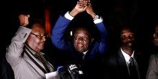 Mnangagwa a promis d'être le président de tous les Zimbabwéens et de permettre à son rival Nelson Chamisa de jouer un rôle essentiel dans l'avenir du pays.