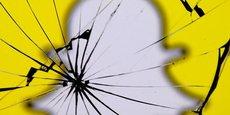 Le réseau social Snapchat a perdu 3 millions d'utilisateurs entre le premier et le deuxième trimestre 2018.