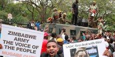 Pour les Etats-Unis, l'armée zimbabwéenne devra rester neutre et respecter «les libertés et droits fondamentaux de la population».