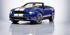 Ford Shelby GT500 Copyright Reuters