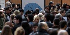 Sur un an, le taux de chômage, mesuré selon les normes du Bureau international du travail (BIT), est en baisse de 0,3 point.