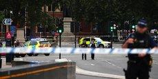 AUCUN PASSANT MORTELLEMENT BLESSÉ DANS L'ACCIDENT À LONDRES