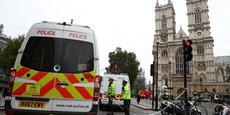 INCIDENT À LONDRES: L'ANTITERRORISME CHARGÉ DE L'ENQUÊTE