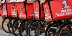 DES FIRMES D'INVESTISSEMENT ENVISAGENT LE RACHAT DE YUM CHINA