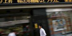 TOKYO FINIT EN BAISSE DE 0,05%