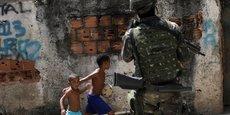 HAUSSE DES HOMICIDES À RIO DE JANEIRO LORS DES SIX DERNIERS MOIS