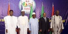 Au-delà des aspects sécuritaires, l'idée est d'explorer les perspectives et opportunités de coopération et de consolider le partenariat et l'intégration économique entre les 5 pays du G5 Sahel.