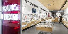 Le réseau Louis Pion compte 150 points de vente en France