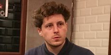 Julien Bayou, porte-parole d'Europe Ecologie - Les Verts.