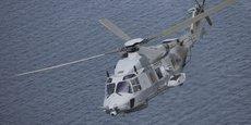 Airbus Helicopters a vendu la version navale du HN90 (NFH) au Qatar