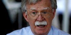 Le conseiller à la sécurité nationale de Donald Trump, John Bolton, menace les pays européens qui souhaitent continuer à commercer avec l'Iran