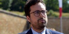 Le secrétaire d'Etat au numérique Mounir Mahjoubi.