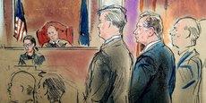Paul Manafort, ex-directeur de campagne de Donald Trump, a été jugé coupable le 21 août de fraudes fiscale et bancaire pour huit des 18 chefs d'inculpation qui le visaient.