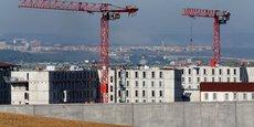 L'encours de logements neufs recule de 1,1 % pour s'établir à 110.100 biens disponibles.