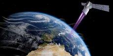 Fabriqué par Airbus, Aeolus est le premier satellite capable d'observer le profil des vents à l'échelle du globe, et ce, tous les jours en quasi temps réel.