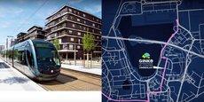 Le magasin Cultura déploiera ses 5.800 m2 au sein de l'écoquartier Ginko, à Bordeaux Lac.