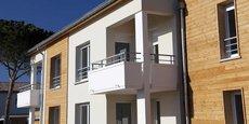 Portes et fenêtre bois, mais aussi PVC sont au coeur de la production des Menuiseries Grégoire, pour le logement individuel comme pour le collectif.