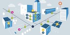 Sunchain intègre une blockchain dans ses solutions d'autoconsommation collective