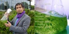 Vinh Ly a fondé en 2016 la biotech Kyanos.