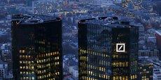 Deutsche Bank a écopé l'an dernier d'une amende de près de 630 millions de dollars dans le cadre d'une enquête des autorités américaine et britannique pour blanchiment d'argent en provenance de Russie.