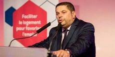 Bruno Arcadipane, président d'Action Logement, président du Medef Grand-Est