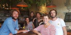 Le premier Wanted Café a ouvert ses portes à Bordeaux il y a quelques jours