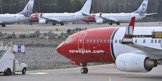 Un B737 de Norwegian