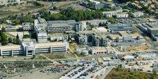Le site montpelliérain de Sanofi accueille quelque 900 salariés aujourd'hui.