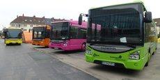 Les bus gratuit à Dunkerque