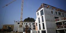 Le secteur de la construction continue d'être dynamique avec 5.000 créations d'emplois (+0,4%) ce trimestre.